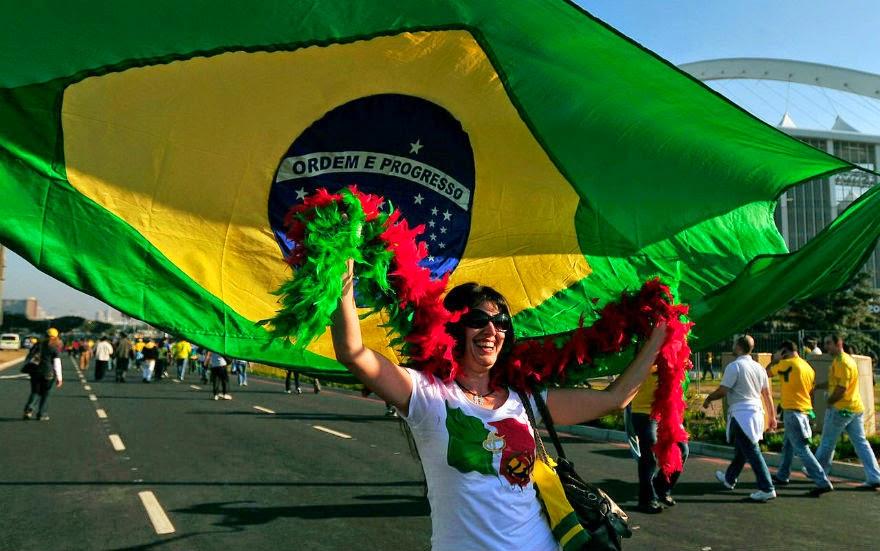 wisata di brazil