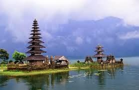 Objek wisata Danau Bedugul
