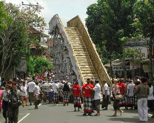 Ubud dan Pusat kesenian Bali