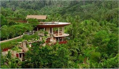 Tempat-tempat menarik di Ubud