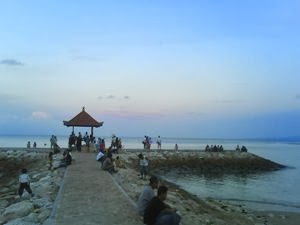 Pantai pantai terfavorit di Bali