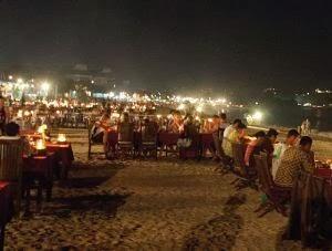 Tempat wisata Bali di Pantai jimbaran