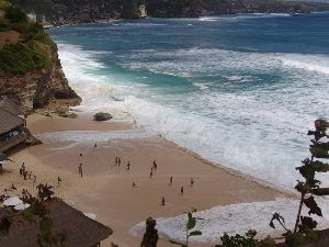 pantai-pantai indah selatan pulau Bali