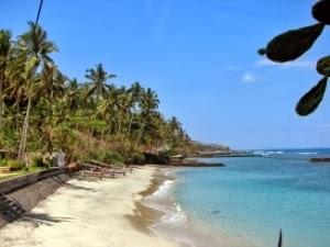 Tempat wisata Candidasa di Bali