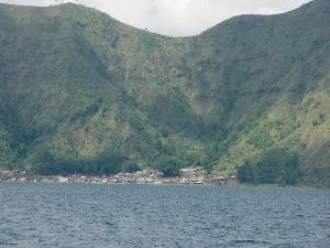tempat wisata bali desa trunyan
