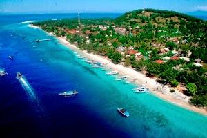 daftar nama wisata alam di Lombok