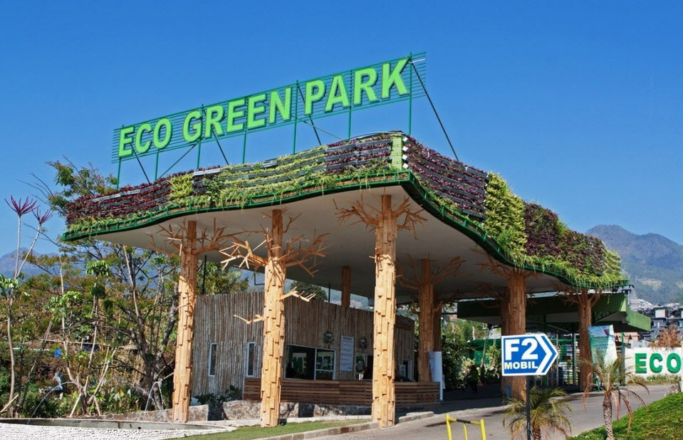 Eco Green Park - Wisata Jatim Park Batu , Malang