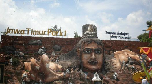 Ethnic Gallery - Wisata Jatim Park 1 ,Batu - Malang
