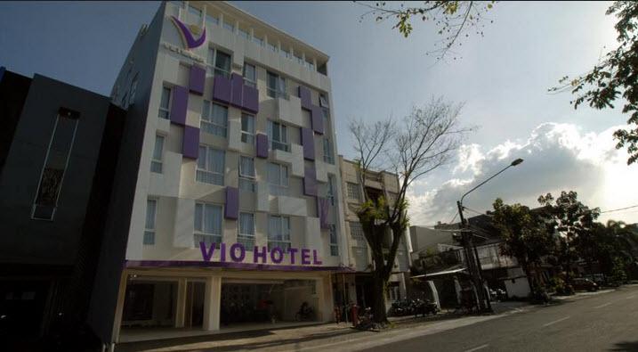 Hotel Vio - Penginapan Murah di Bandung