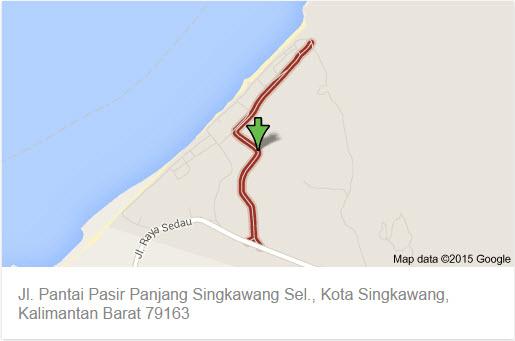 Pantai Pasir Panjang - Wisata Singkawang