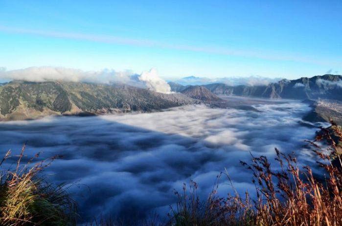 wisata puncak b29 - negeri di atas awan