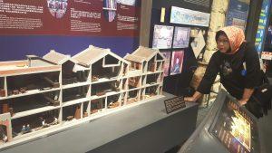 Informasi mengenai bentuk dan fungsi ruangan di rumah kekuarga Taiwan