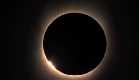 Total Solar Eclipse Indonesia