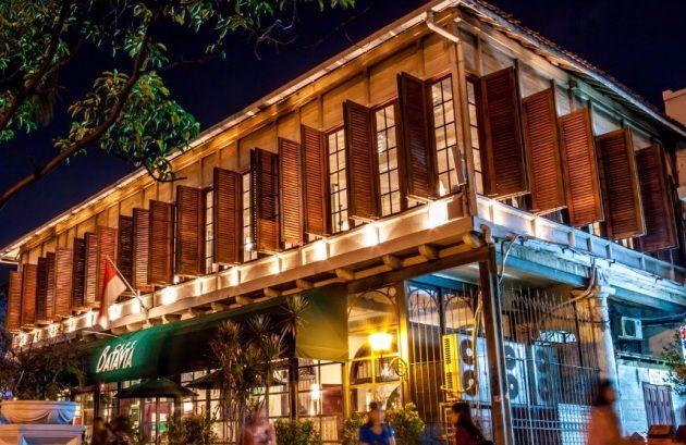 Kafe Batavia Jakarta