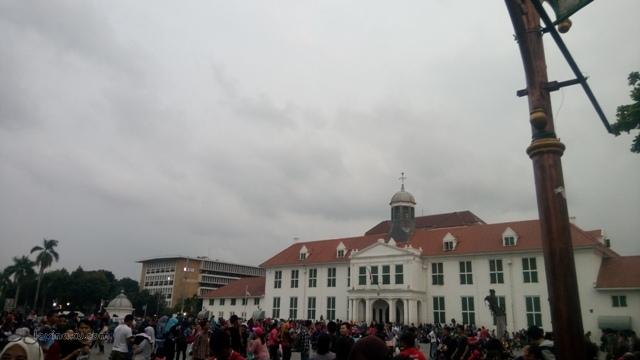 Kota Tua Jakarta, Lokasi Wisata Jakarta Tempo Dulu