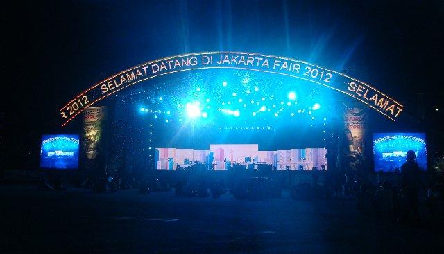 Jakarta Fair Event