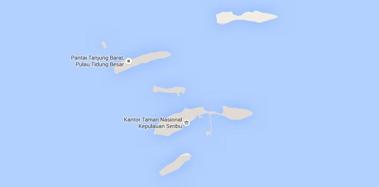 pulau seribu jakarta