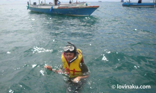 wisata tanjung benoa bali