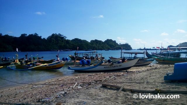 best beach in east java