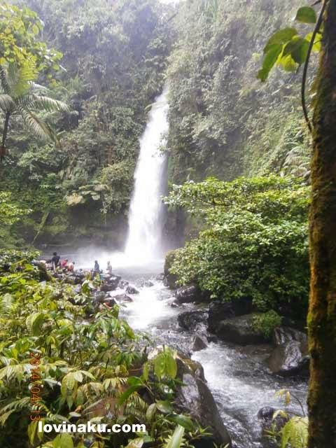air jernih curug sawer