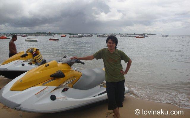 Wisata Water Sport Tanjung Benoa Bali