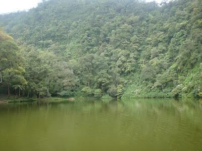 Telaga Warna Puncak Bogor Jawa Barat
