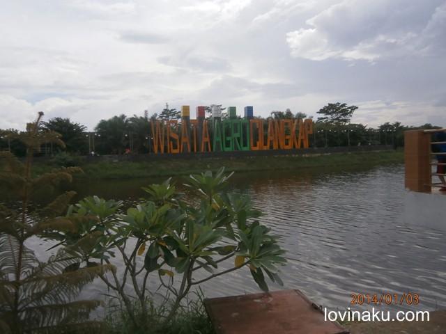 Lokasi Wisata Agro Cilangkap