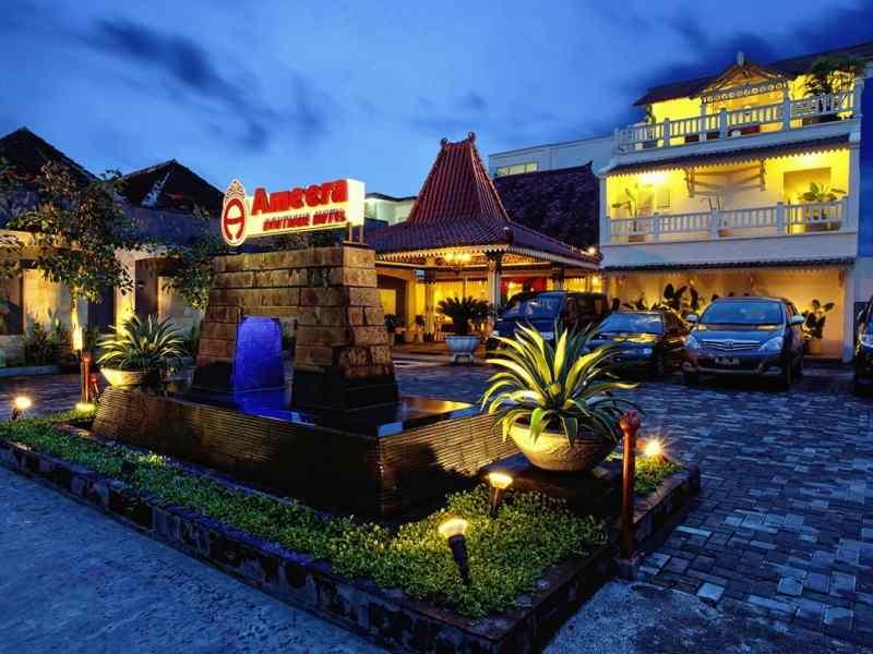 Ameera Boutique Hotel Yogyakarta