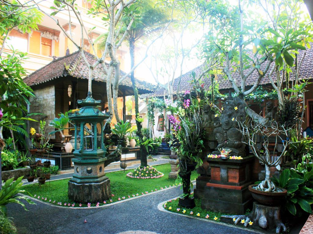 Hotel di Ubud